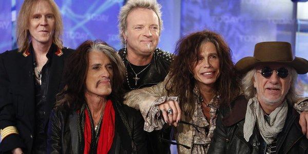 Discografia Aerosmith MEGA Completa