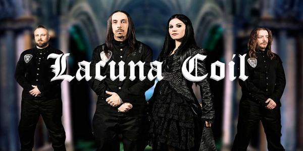 Discografia Lacuna Coil MEGA Completa