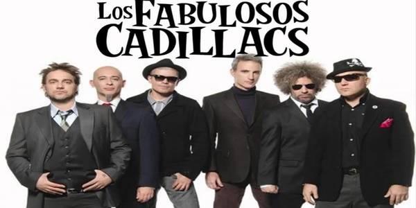 Discografia Los Fabulosos Cadillacs MEGA Completa