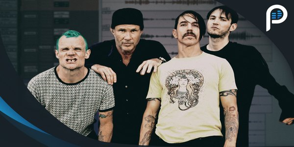 Discografia Red hot chili Peppers MEGA Completa