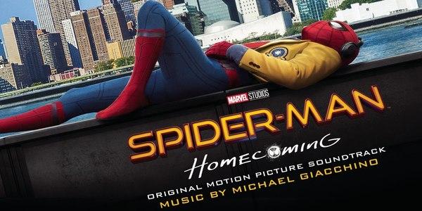 Soundtrack Spiderman Homecoming MEGA Completa