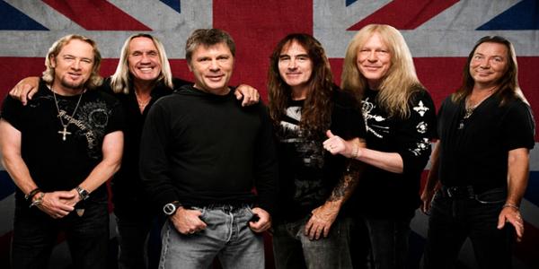 Discografia Iron Maiden MEGA Completa