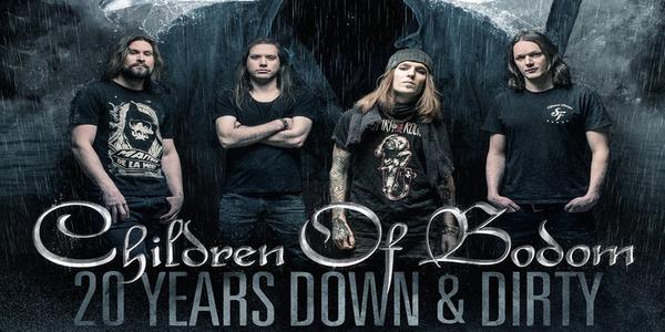 Discografia Children of Bodom MEGA Completa