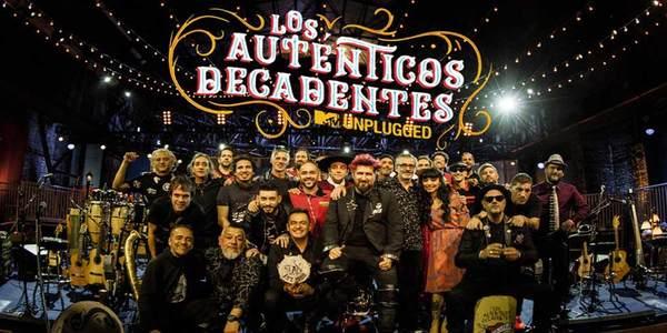 Discografia Los Autenticos Decadentes MEGA Completa