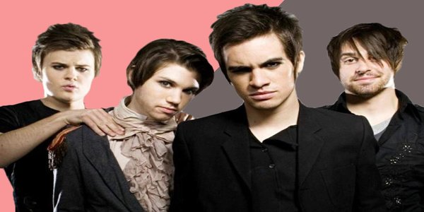 Discografia Panic at the Disco MEGA Completa