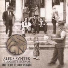 Descargar Aleks Syntek – Mas Fuerte De Lo Que Pensaba [1994] MEGA