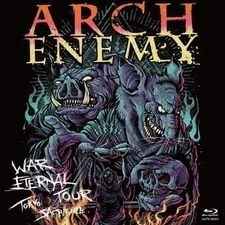 Descargar Arch Enemy – War Eternal Tour – Tokyo Sacrifice [2016] MEGA