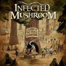 Descargar Infected Mushroom – Legend Of The Black Shawarma [2009] MEGA
