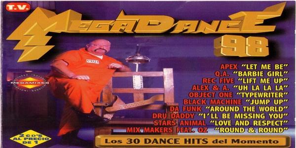 Discografia Megadance 99 MEGA Completa