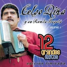 Celso Piña - 12 Grandes Exitos vol.1 [2007]