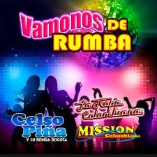 Celso Piña - Vamonos de Rumba [2018]