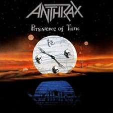 Disco de Anthrax – Persistence of Time [1990]