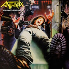 Anthrax – Spreading the Disease [1985]