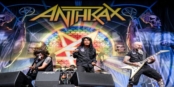 Discografia Anthrax MEGA Completa