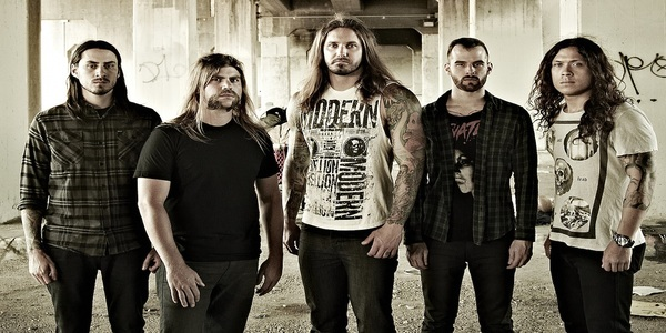 Discografia As I Lay Dying MEGA Completa