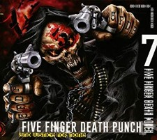 Descargar Five Fingers Death Punch – And Justice For None [2018] MEGA