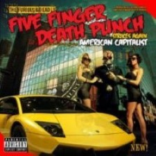 Descargar Five Fingers Death Punch - American Capitalist [2011] MEGA