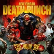 Descargar Five Fingers Death Punch - Got Your Six [2015] MEGA