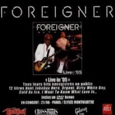 Descargar Foreigner - Live In 05 [2006] MEGA
