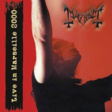 Descargar Mayhem - Live In Marseille [2001] MEGA
