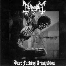 Descargar Mayhem - Pure Fucking Armageddon [1986] MEGA
