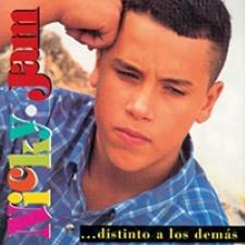 Descargar Nicky Jam - Distinto a los demás [1994] MEGA