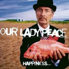 Descargar Our Lady Peace - Happiness... Is Not a Fish That You Can Catch [1999] MEGA