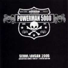 Descargar Powerman 5000 - Korea Tour [2005] MEGA