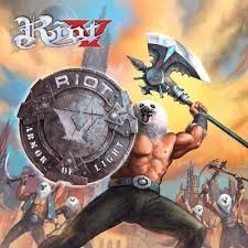 Descargar Riot – Armor of Light [2018] MEGA