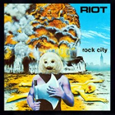 DescargarRiot -Rock City [1977] MEGA