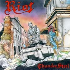 Descargar Riot - Thundersteel [1988] MEGA