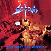Descargar Sodom - Get What You Deserve [1994] MEGA