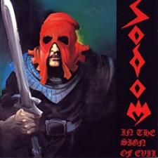 Descargar Sodom - In The Sign Of Evil [1984] MEGA