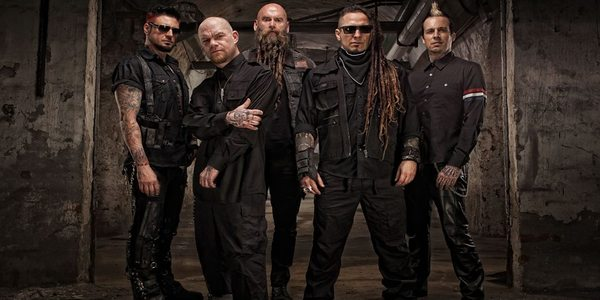 Discografia Five Fingers Death Punch MEGA