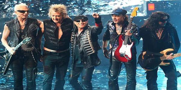 Discografia Scorpions MEGA Completa