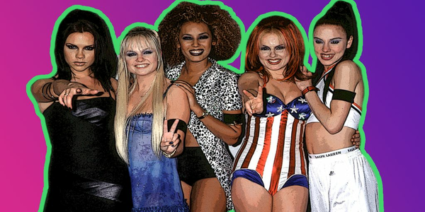 Discografia Spice Girls MEGA
