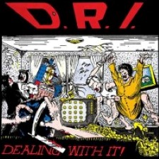 Descargar Dirty Rotten Imbeciles - Dealing With it  [1985] MEGA