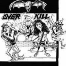 Descargar Overkill - Feel the Fire [1985] MEGA
