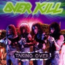 Descargar Overkill - Taking Over [1987] MEGA
