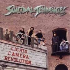 Descargar Suicidal Tendencies - Lights...Camera...Revolution! [1990]