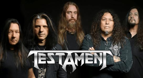 Discografia Testament MEGA Completa