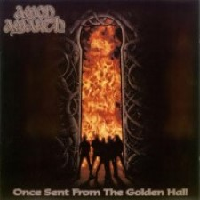 Descargar - Amon Amarth - Once Sent from the Golden Hall [1998]