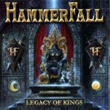 Descargar HammerFall - Legacy of kings [1998] MEGA