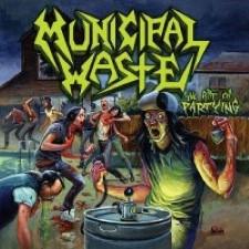 Descargar Municipal Waste - The Art Of Partying [2007] MEGA