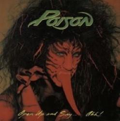 Descargar Poison - Open Up and Say... Ahh! [1988] MEGA