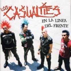 Descargar The Casualties - En la Línea del Frente [2005] MEGA