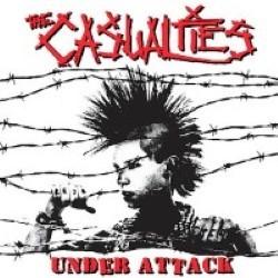 Descargar The Casualties - Under Attack [2006] MEGA