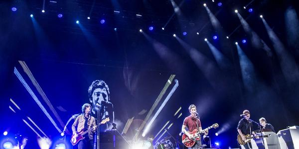 Discografia Noel Gallaghers high flying birds MEGA