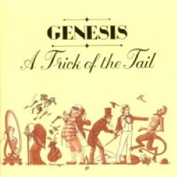 Descargar Genesis - A Trick of the Tail [1976] MEGA