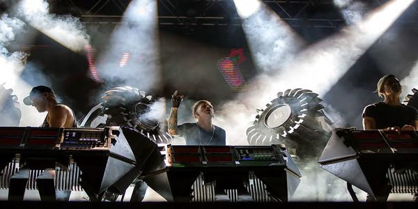 Discografia The Glitch Mob MEGA Completa